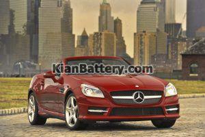 Mercedes Benz SLK350 6 300x200 باتری بنز SLK350