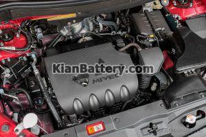 Mitsubishi Outlander 18 300x200 باتری میتسوبیشی اوتلندر