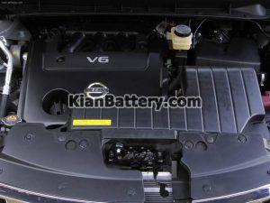 Nissan Murano 9 300x225 باتری نیسان مورانو