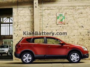 Nissan Qashqai 4 300x225 باتری نیسان قشقایی