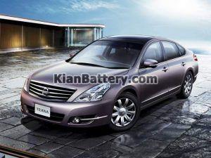 Nissan Teana 2 300x225 باتری نیسان تیانا