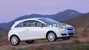 Opel Corsa 3 300x169 باتری اپل کورسا