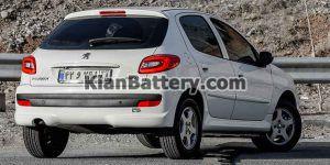 Peugeot 207 10 300x150 باتری پژو 207