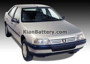 Peugeot 405 2 300x213 باتری پژو 405