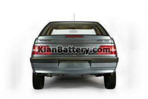 Peugeot 405 3 300x200 باتری پژو 405