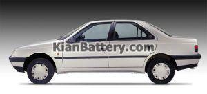 Peugeot 405 5 300x136 باتری پژو 405