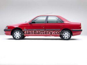 Peugeot Pars 4 300x225 باتری پژو پارس
