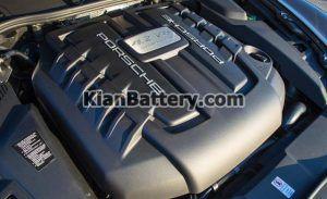 Porsche Cayenne 9 300x183 باتری پورشه کاین