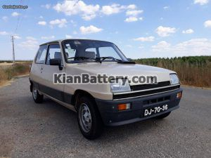 Renault 5 2 300x225 باتری رنو 5