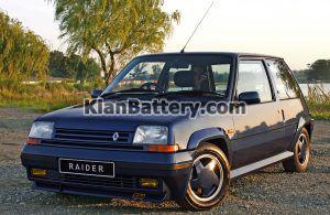 Renault 5 4 300x195 باتری رنو 5