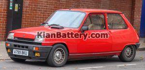 Renault 5 5 300x146 باتری رنو 5
