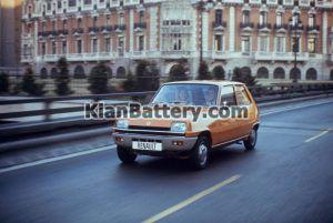 Renault 5 6 300x201 باتری رنو 5