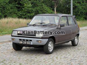 Renault 5 7 300x225 باتری رنو 5