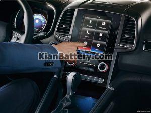 Renault Koleos 18 300x225 باتری رنو کولیوس