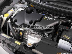 Renault Koleos 9 300x225 باتری رنو کولیوس