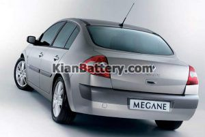 Renault Megane 2 300x201 باتری رنو مگان