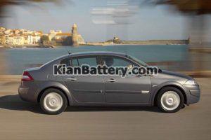 Renault Megane 5 300x200 باتری رنو مگان