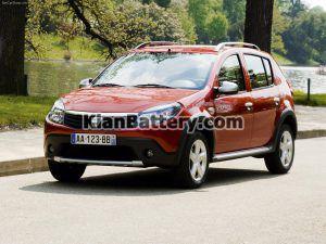 Renault Sandero Stepeway 1 300x225 باتری رنو ساندرو استپ وی