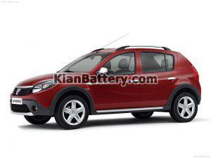 Renault Sandero Stepeway 5 300x225 باتری رنو ساندرو استپ وی