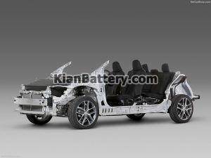 Toyota C HR 12 300x225 باتری تویوتا CHR