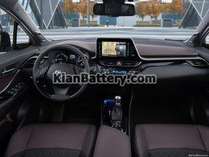 Toyota C HR 6 300x225 باتری تویوتا CHR