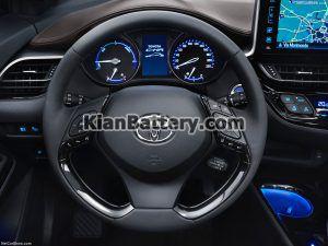 Toyota C HR 8 300x225 باتری تویوتا CHR