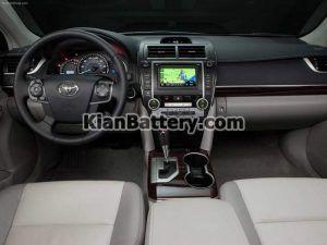 Toyota Camry 8 300x225 باتری تویوتا کمری