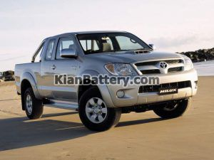 Toyota Hilux 2 300x225 باتری تویوتا هایلوکس