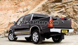 Toyota Hilux 3 300x173 باتری تویوتا هایلوکس