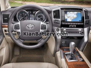Toyota Landcruiser 8 300x225 باتری تویوتا لندکروز
