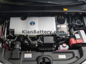 Toyota Prius 8 300x225 باتری تویوتا پریوس