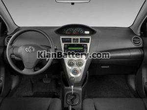 Toyota Yaris 15 300x225 باتری تویوتا یاریس