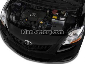 Toyota Yaris 16 300x225 باتری تویوتا یاریس