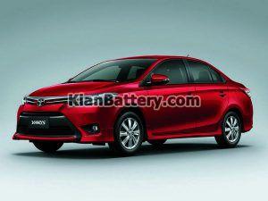 Toyota Yaris 2 300x225 باتری تویوتا یاریس