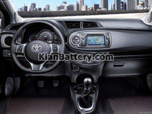 Toyota Yaris 24 300x225 باتری تویوتا یاریس
