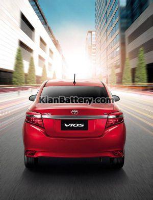 Toyota Yaris 3 300x394 باتری تویوتا یاریس