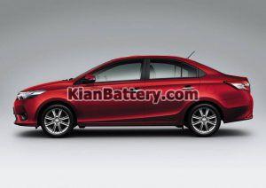 Toyota Yaris 5 300x212 باتری تویوتا یاریس