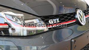 VolksWagen Golf 13 300x168 باتری فولکس گلف