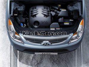 hyundai ix55 9 300x225 باتری هیوندای IX55