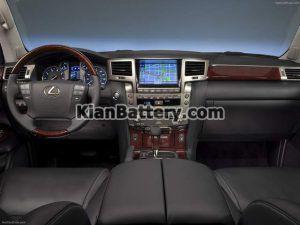 lexus lx570 7 300x225 باتری لکسوس LX570