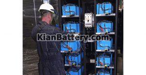 نصب باتری یو پی اس 300x155 مزایا و معایب استفاده از یو پی اس