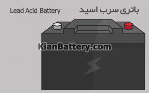 باتری سرب اسید 300x188 روش بازیافت انواع باتری های فرسوده