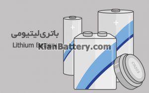 باتری لیتیومی 300x188 روش بازیافت انواع باتری های فرسوده