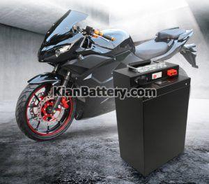 باتری موتور 300x263 راهنمای خرید باطری موتور سیکلت برقی و شارژی