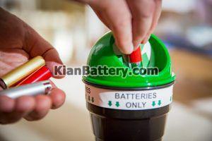 بازیافت باتری قلمی 300x200 روش بازیافت انواع باتری های فرسوده