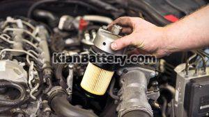 تعویض فیلتر روغن 300x169 نگهداری و سرویس های دوره ای خودرو