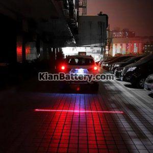 لیزر لایت 300x300 آشنایی با چراغ مه شکن خودرو