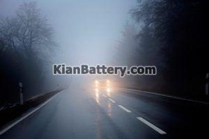 هوای مه آلود 300x200 آشنایی با چراغ مه شکن خودرو