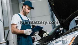 چک لیست خودرو 300x173 نگهداری و سرویس های دوره ای خودرو