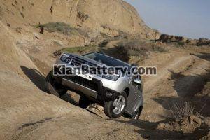 آفرود در سربالایی 300x200 آموزش تکنیک های رانندگی آفرود